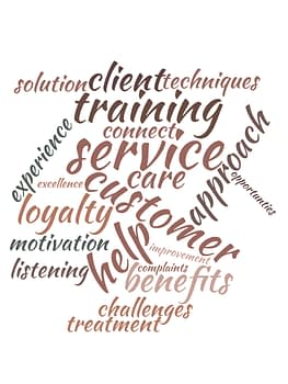 Service training will keep your service skills current.